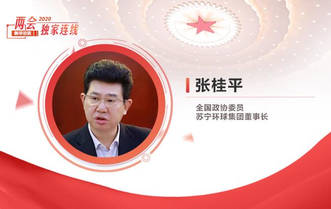 全国政协委员张桂平:全力脱贫 共赴小康