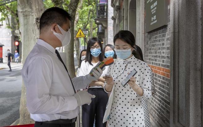 上海:中共一大会址纪念馆开放时间恢复正常