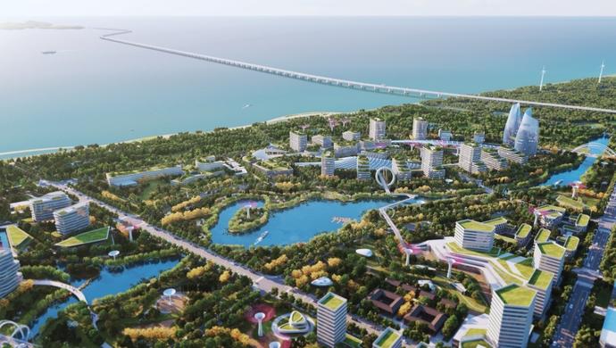 临港新片区:新的规划方案创建新型数据监管关口