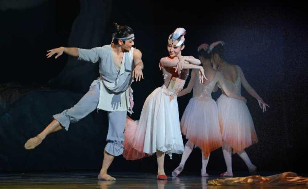 """剧场复工 上海国际舞蹈中心亮出""""十八般舞艺"""""""