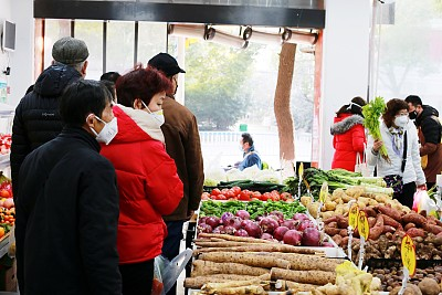上海:多举措加强农产品批发市场和农贸市场监管