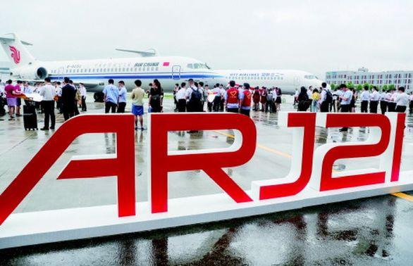 """""""让它飞起来"""":ARJ21非同寻常的交付"""