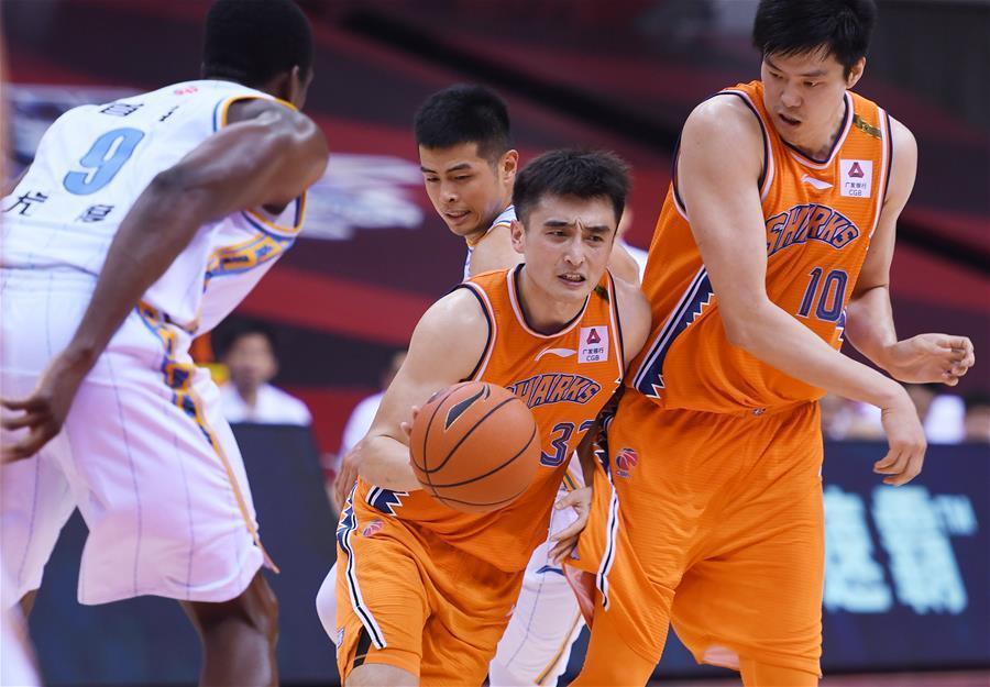 CBA复赛第一阶段:北京首钢胜上海久事