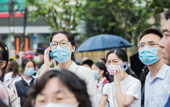 2020上海中考:乘风破浪的小神兽们,终于考完啦!