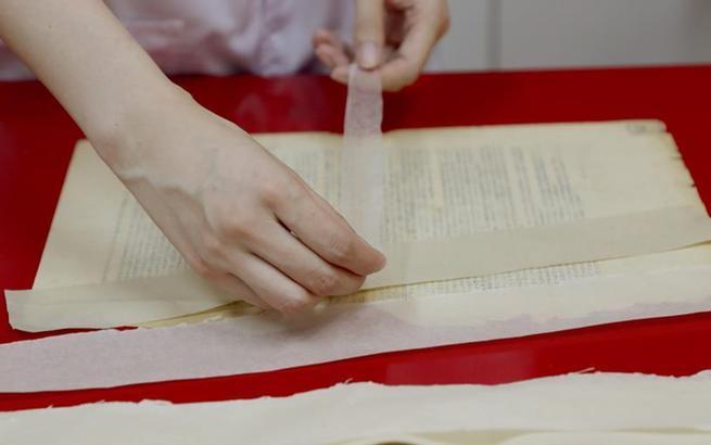 上海:保管珍贵档案 留存历史记忆