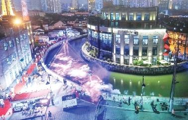 上海越来越多的工业遗存正在变身时尚人文空间