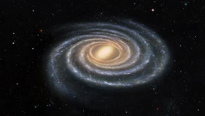 银河系中至少存在36个外星智慧文明?