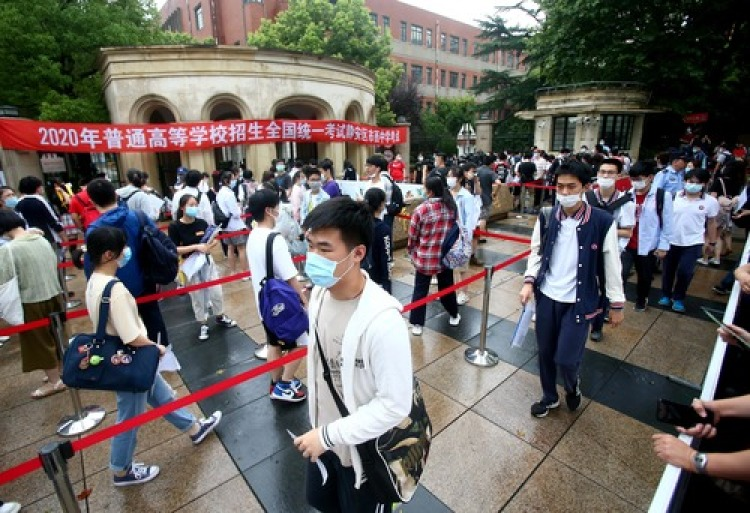 上海高考考点目击