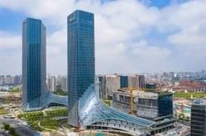 西岸国际人工智能中心启用,20家头部企业入驻