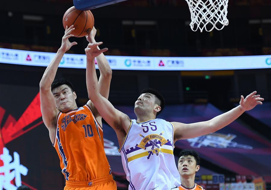 篮球——CBA复赛第二阶段:北京控股胜上海久事
