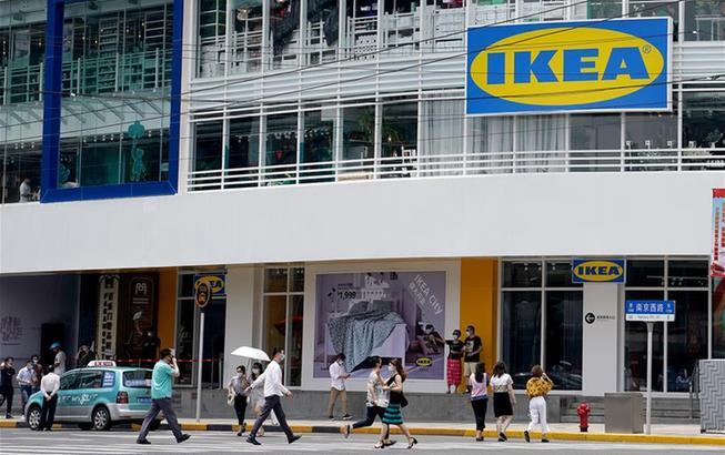 宜家城市店将在上海开业