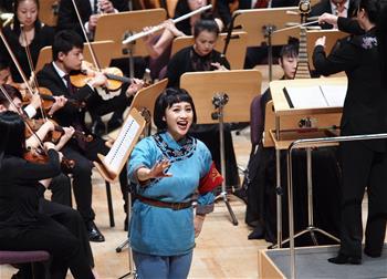 音乐会版歌剧《洪湖赤卫队》亮相上海夏季音乐节