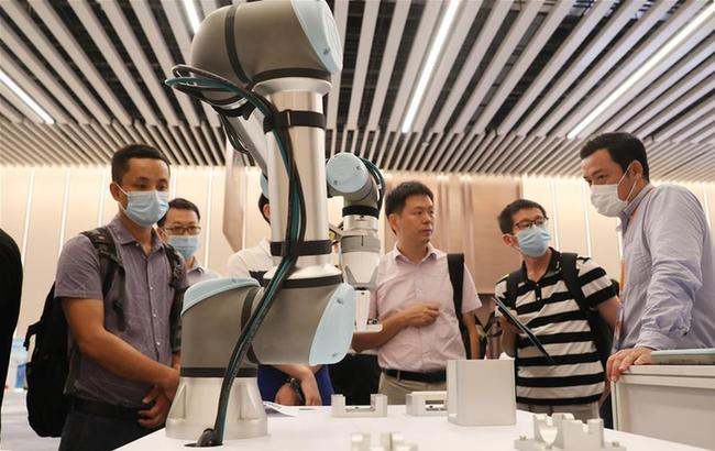第三届进博会技术装备展区展前供需对接会在上海举行