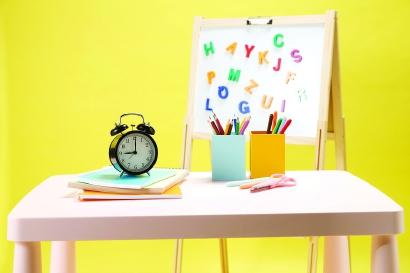 """新學期,家長和孩子要收下這份""""心理菜單"""""""