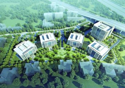 上海虹桥机场东片区改造项目开发启动