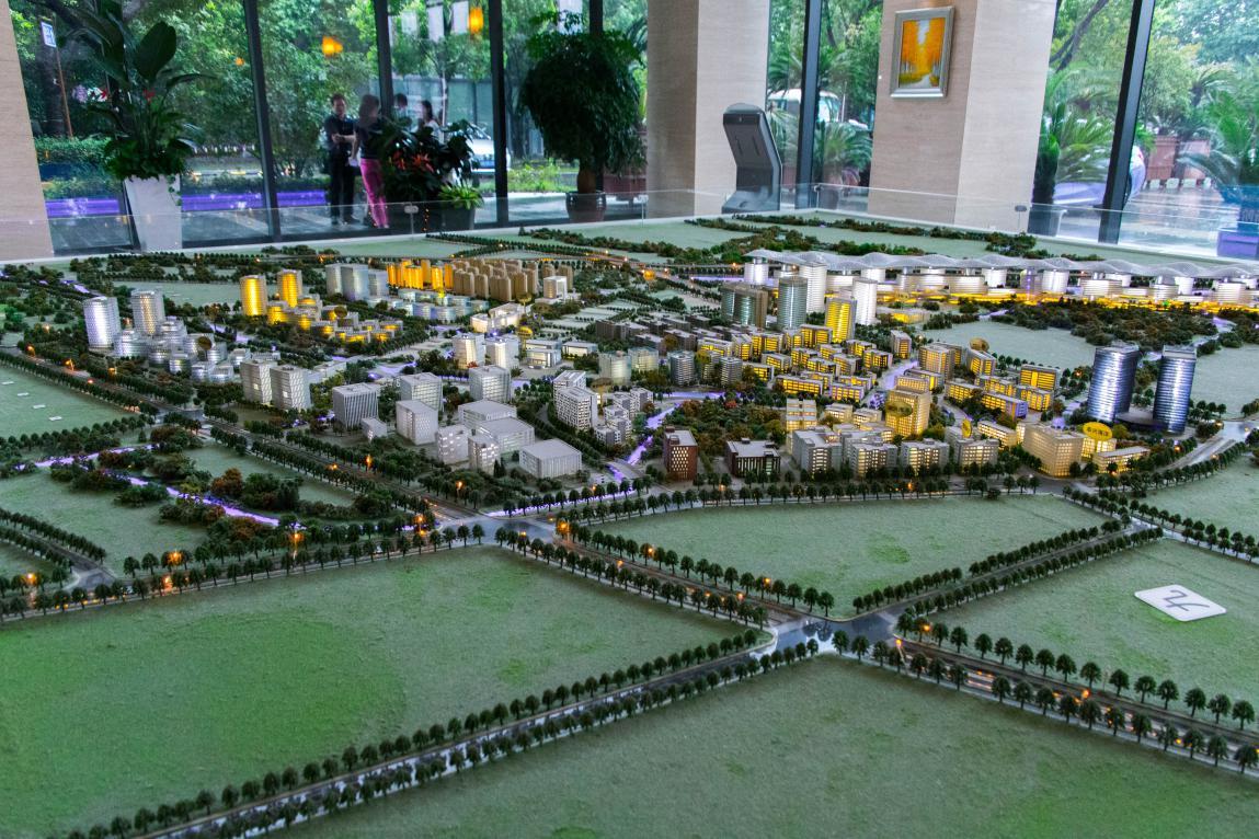 上海松江:G60科創走廊建設帶來企業研發熱 高新技術企業數三年翻番