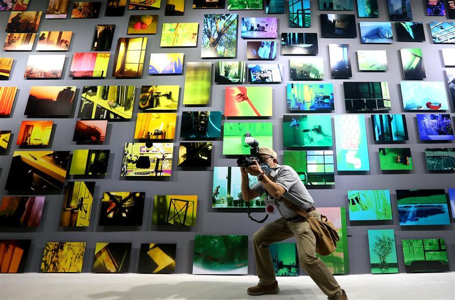 2020上海國際攝影節暨第十五屆上海國際攝影藝術展覽開幕