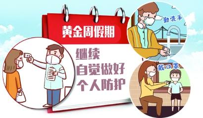 張文宏提醒:黃金周假期千萬要注意個人防護