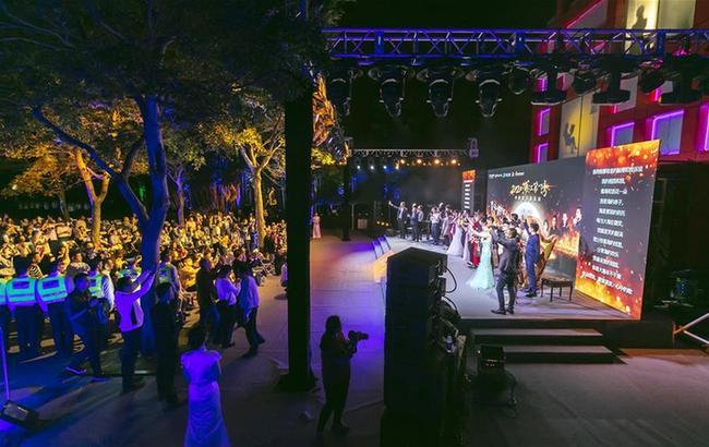 上海:中秋赏月音乐会