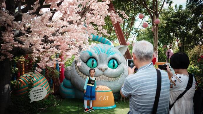 上海旅遊節總結大會:全市生活服務消費增長明顯