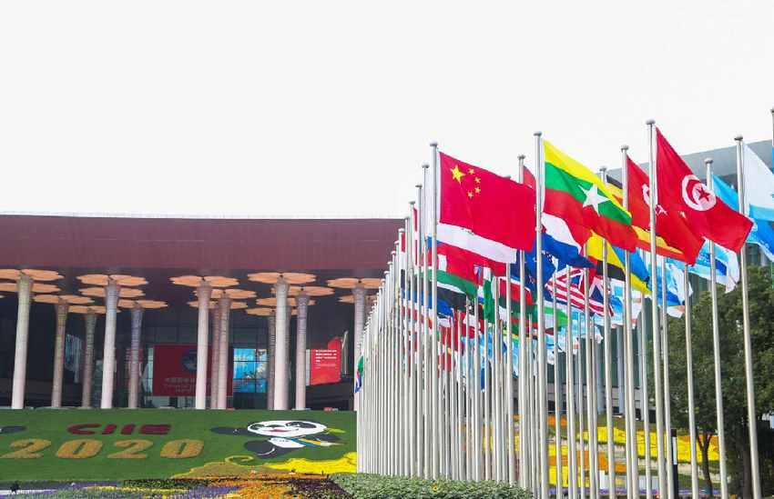 从进博会见证中国全方位扩大开放