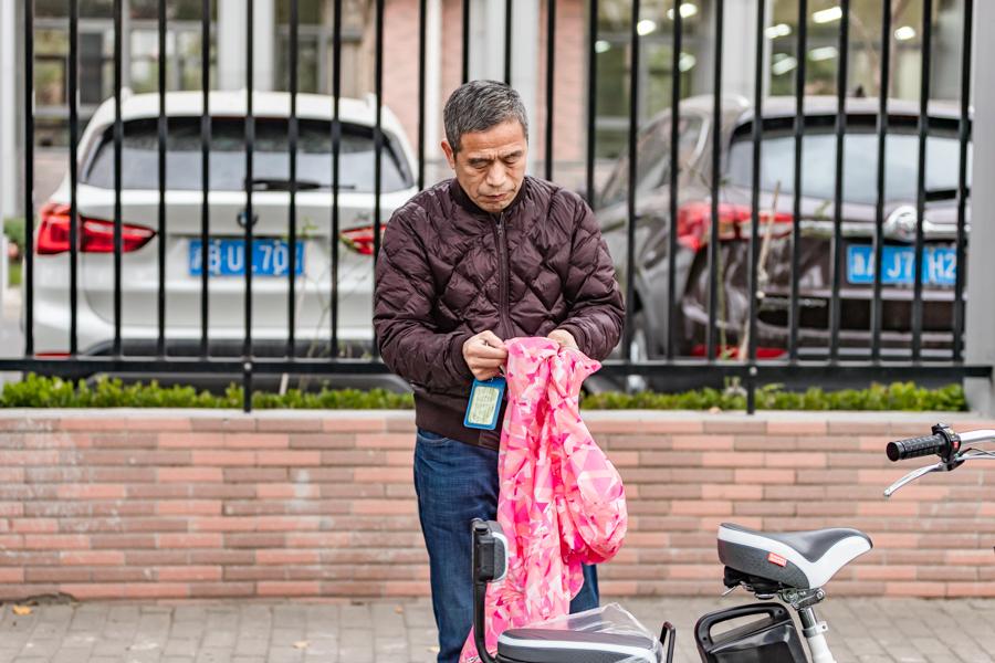 上海本周中後期最高氣溫直降8℃