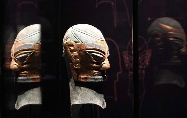 上海大學博物館舉辦三星堆特展