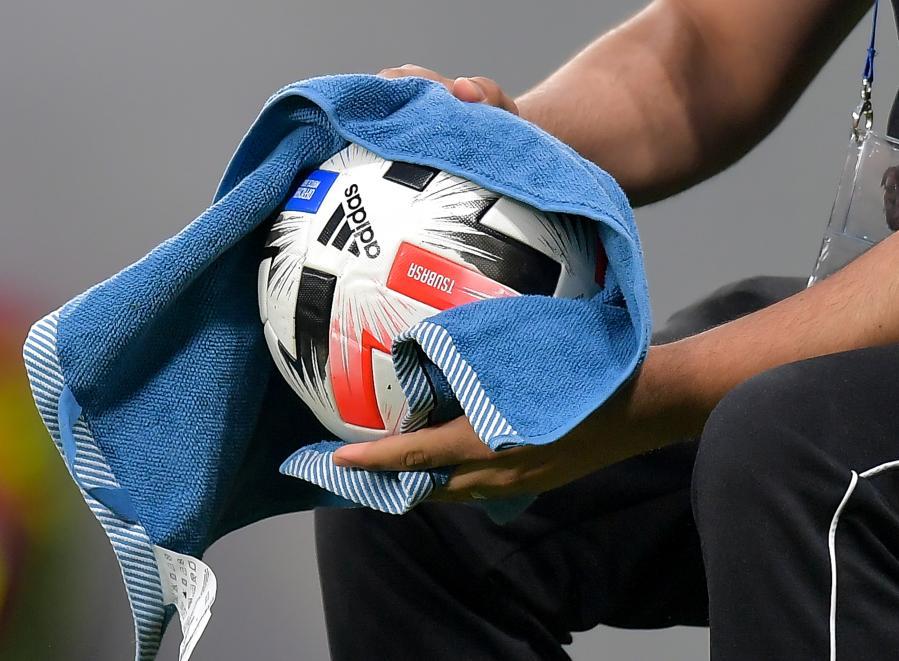 足球——亚冠:上海申花不敌蔚山现代