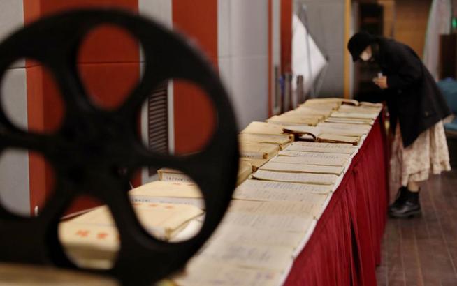 上译厂梳理公开《简·爱》《追捕》等上千部译制片相关档案