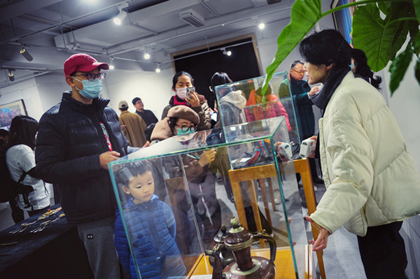 上海這個格薩爾藏戲文化藝術展裏,藏著丁真家鄉的非遺魅力