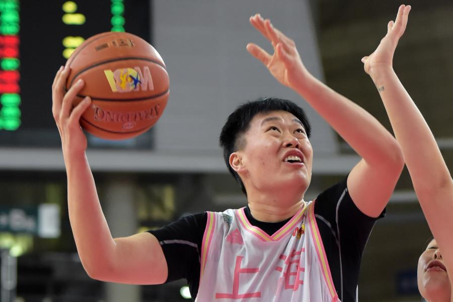 WCBA:上海宝山大华胜大庆农商银行