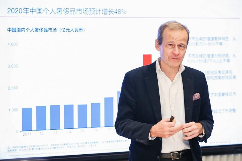 """2020年中國奢侈品市場""""勢不可擋"""""""