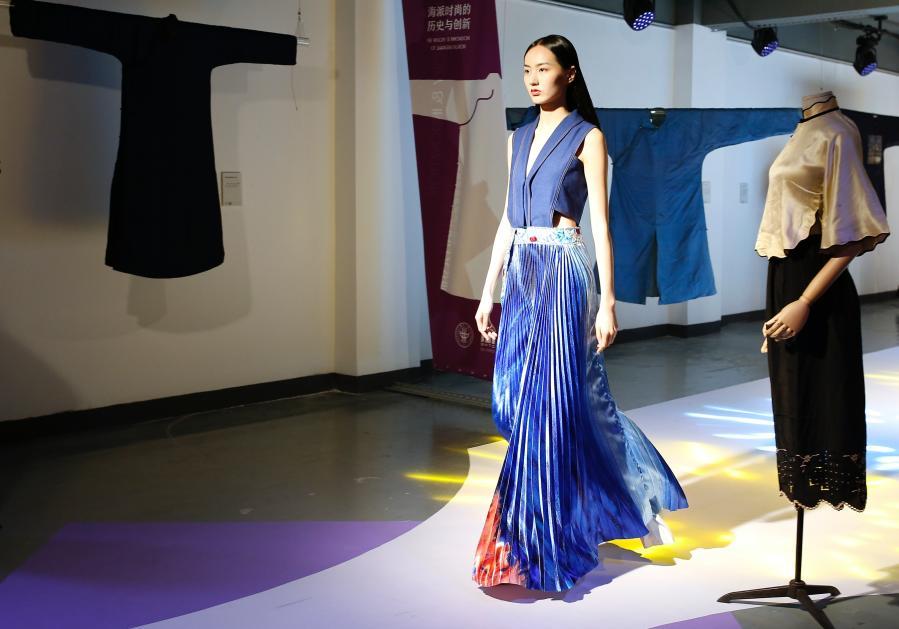 """""""海派时尚历史与创新""""系列活动在上海拉开帷幕"""