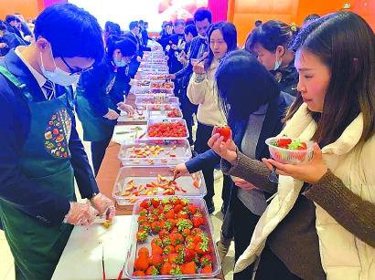 好馋!上海地产新鲜草莓可吃到2021年5月
