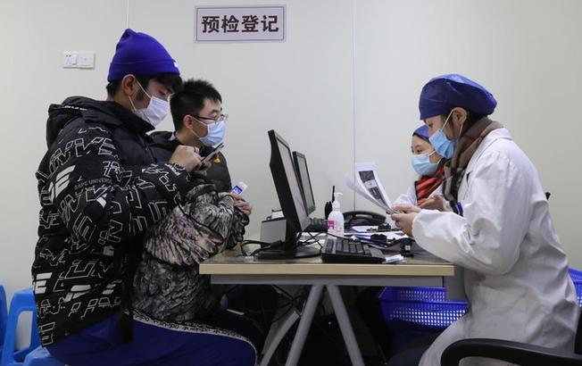 上海启动因私出国人员新冠疫苗预约接种服务