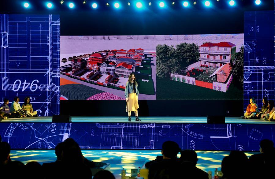 上海:美丽乡村 出彩青春