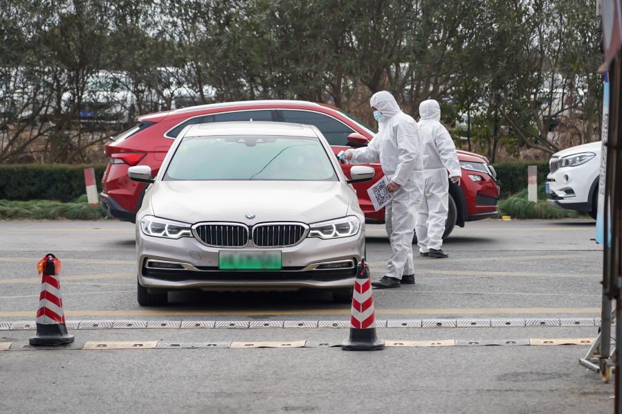 上海:加强果蔬批发市场疫情防控措施