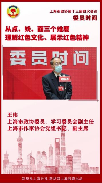 王伟:从点、线、面三个维度,理解红色文化、展示红色精神