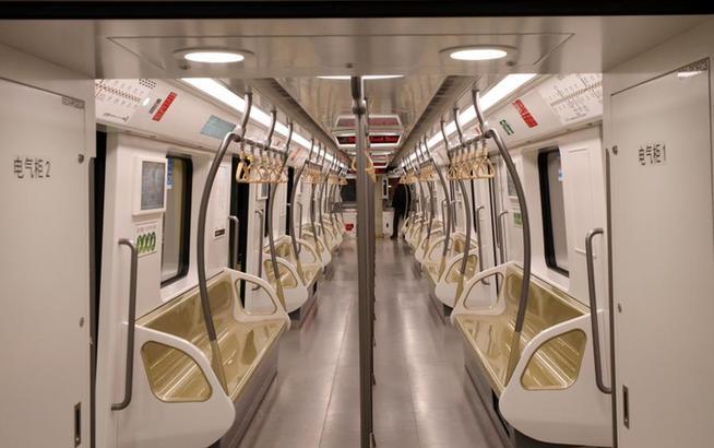 上海轨道交通15号线通车在即