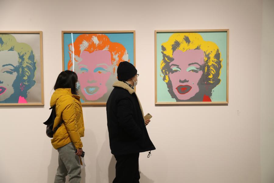 """波普艺术爱好者有福了,""""安迪·沃霍尔""""来上海了"""