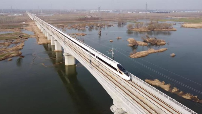 """""""十四五""""长三角高铁将达9500公里"""