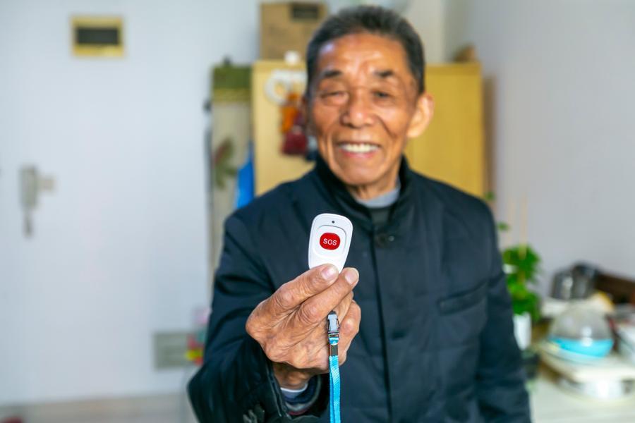 上海:智慧社區為居民生活保駕護航