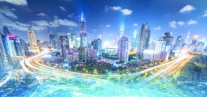 """上海:变革之力让""""数字之都""""超越想象"""