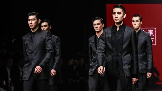 新中装:让世界看到中国新时尚