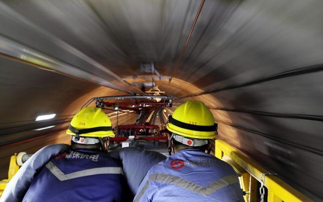 上海:18号线开始冷滑试验 地铁运营里程向800公里迈进