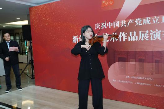 上海将举办新创舞台艺术作品展演季