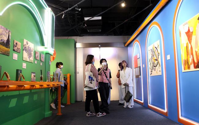 创意博物馆 助力购物节