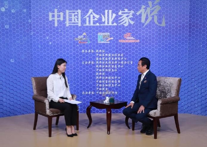 中国企业家说|波司登高德康:聚焦主业 跻身世界品牌阵营