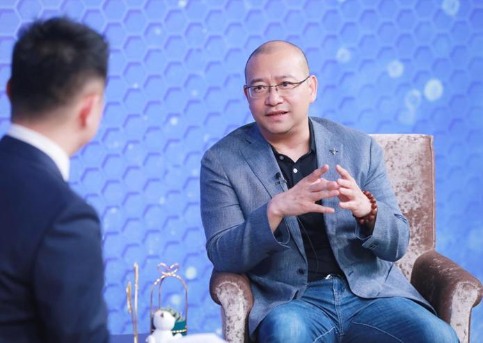 中国企业家说|九牧集团严桢:打造与时代共振的民族品牌