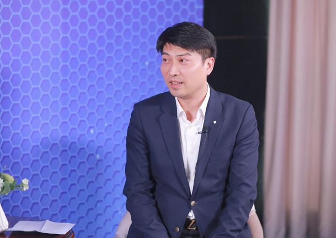 中国企业家说|上海中心严明:在上海之巅讲好中国故事